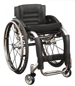 The GTM Challenger has an adjustable centre of gravity, meaning you can alter the balance depending on how you want the chair to perform