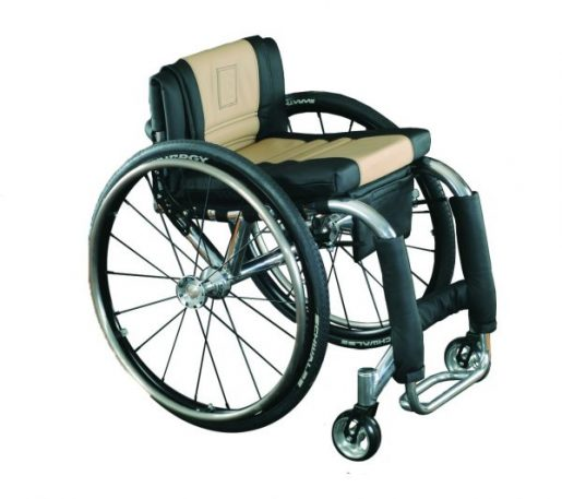 The GTM Hammer has an ultra-strong frame with strengthened seat base to accommodate the more generously built user.