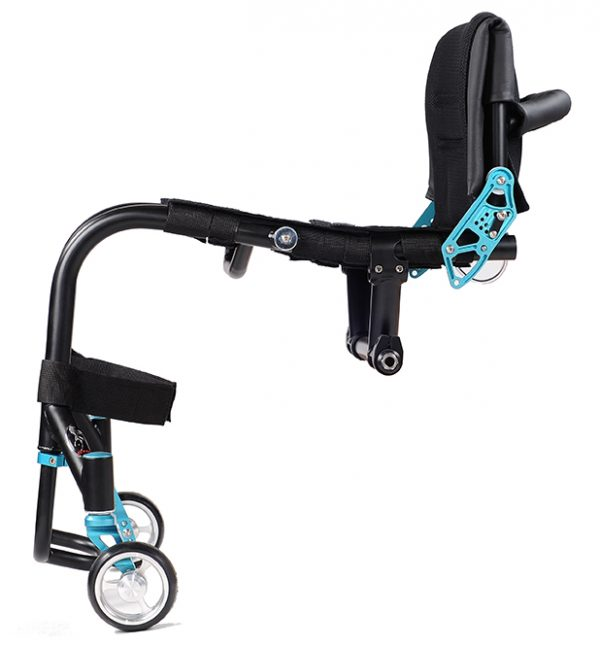 GTM Mustang is an entry level, tailor-made wheelchair that oozes style and stability. It is expertly designed to guarantee comfort, style and functionality