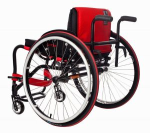 GTM1 wheelchair is a stylish and affordable, entry-level chair