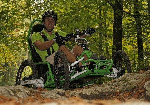 All Terrain Wheelchair >> Quadrix Watts | All-terrain wheelchair | Fun and exciting ...