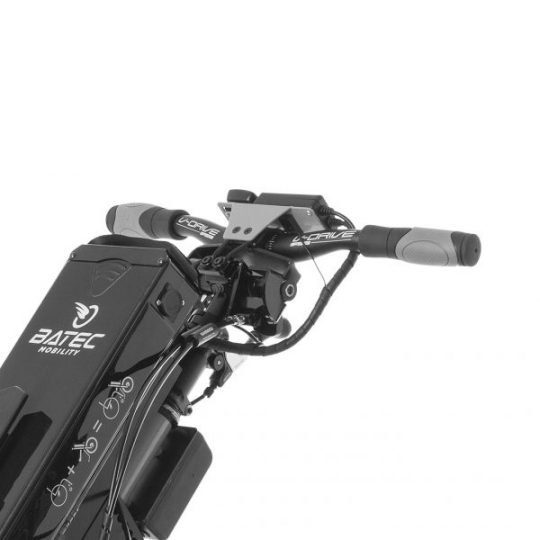 Batec QUAD electric attachment