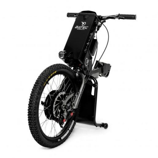 if your preference is a simple, no frills, the Batec Urban is Cyclone's popular entry level electric attachment