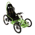 If you love the great outdoors and adrenaline-packed activities, the Quadrix WATTs offers all the fun and excitement you would expect from an all-terrain electric wheelchair