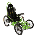 Quadrix WATTS All-terrain electric wheelchair is fast, fun and exciting. Discover the thrill of the ride with this popular Quadrix model