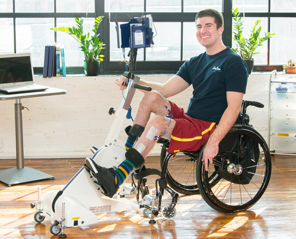 The RT300 family of FES cycles for neuro rehab, is suitable for a wide range of patients. It's the only technology with FES cycling for arms and legs, as well as providing trunk stimulation.