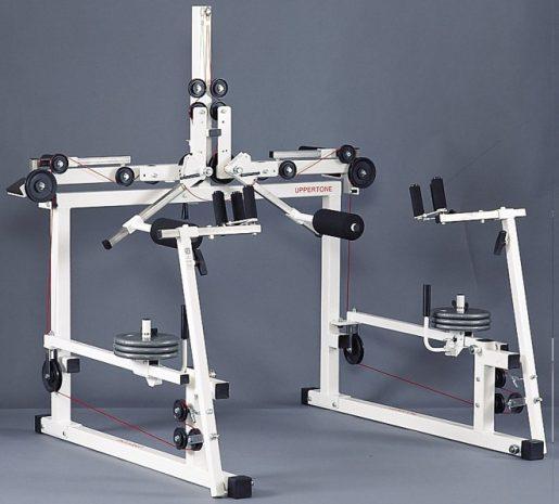 Fitness Equipment Advertisements: Rehabilitation Equipment