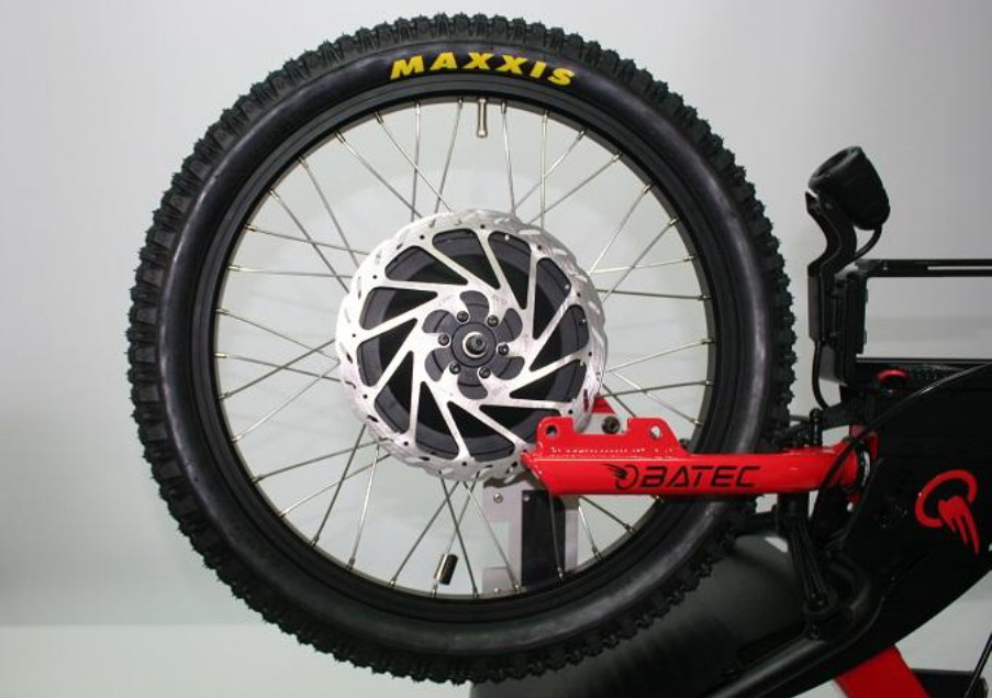 How to: Change a Batec Tyre
