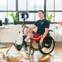 RT300 cycling therapy system, FES fitness and rehabilitation helps those with a neurological impairment achieve their full recovery potential