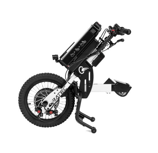 The Batec Mini is Batec's most compact electric attachment. Designed to be lighter and easy to store away, the quality, functionality and reliability matches those of our larger Batec range.