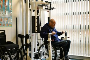Cyclone's Equalizer 6000 is one of the simplest, yet most effective multi-gyms in the world. It offers the same functionality of a standard gym for both disabled and able-bodied users.