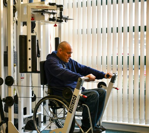 Home Exercise Equipment For Disabled: Upper Body Physical Therapy For Disabled Users