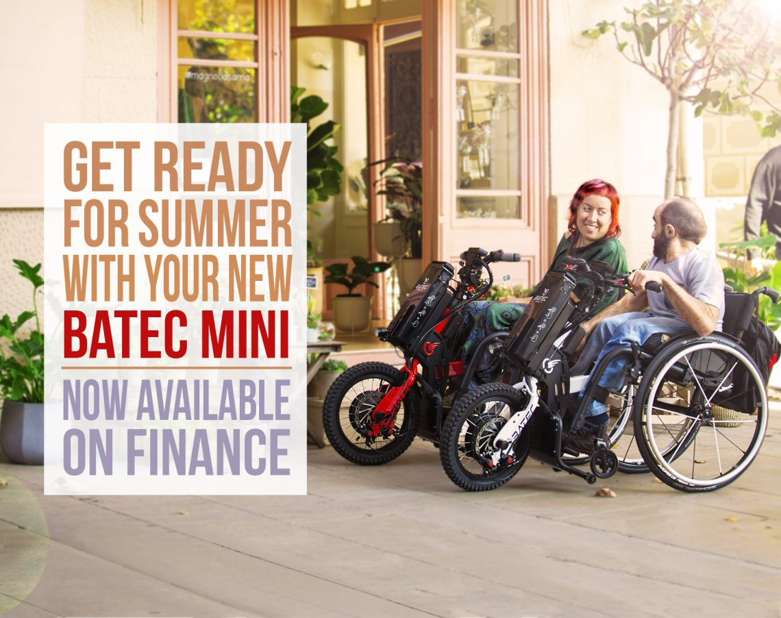 et ready for summer with your new Batec Mini advert image