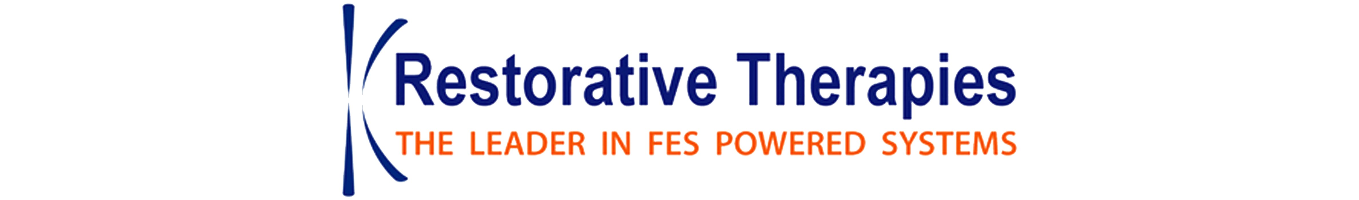 Logo for the brand Restorative Therapies