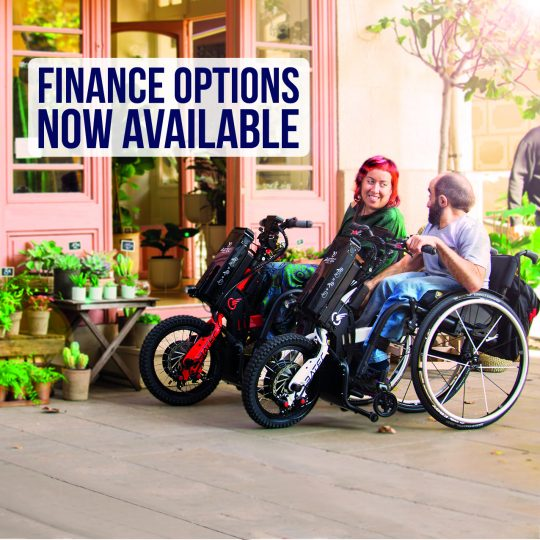Finance options available on Batec and other products