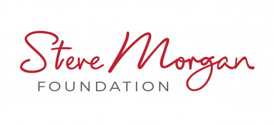 Steve Morgan foundation logo