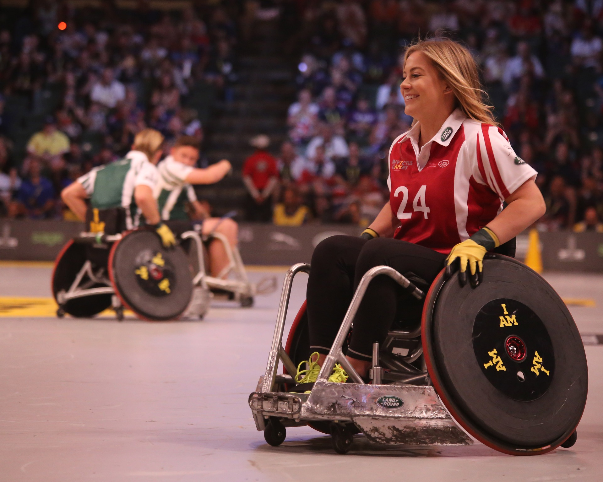 Inter Spinal Unit Games starts today