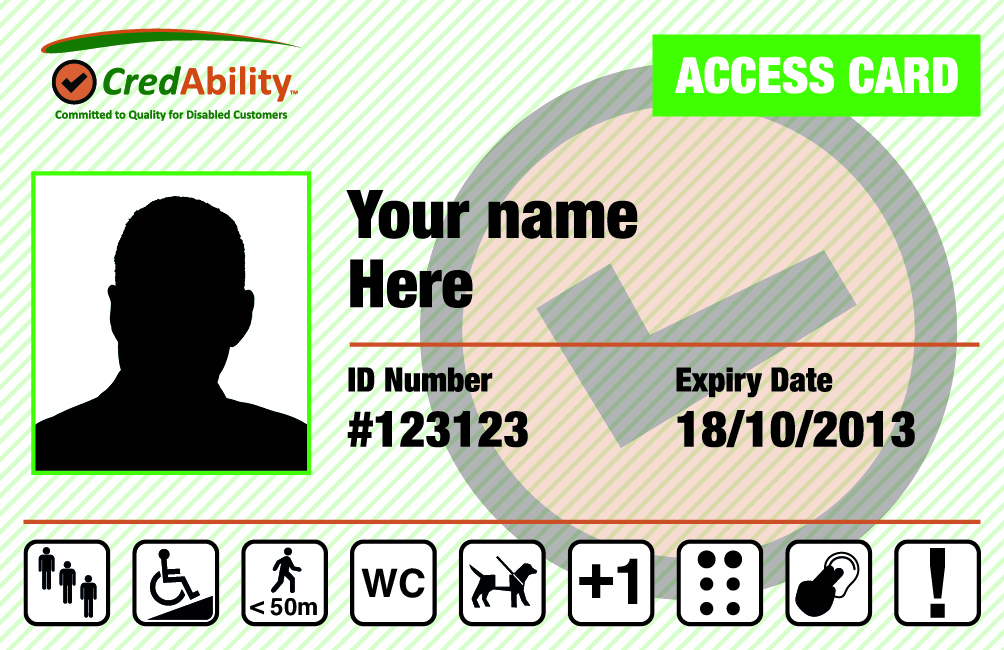 The Access Card – helping evidence disability and the communication of needs for reasonable adjustments