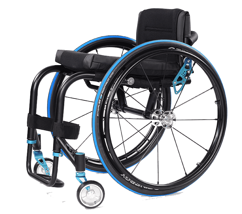 GTM wheelchairs: tailor-made to meet your lifestyle requirements