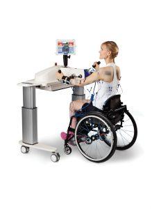 Patti in wheelchair - 1