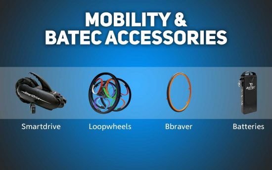Mobility & Batec Accessories