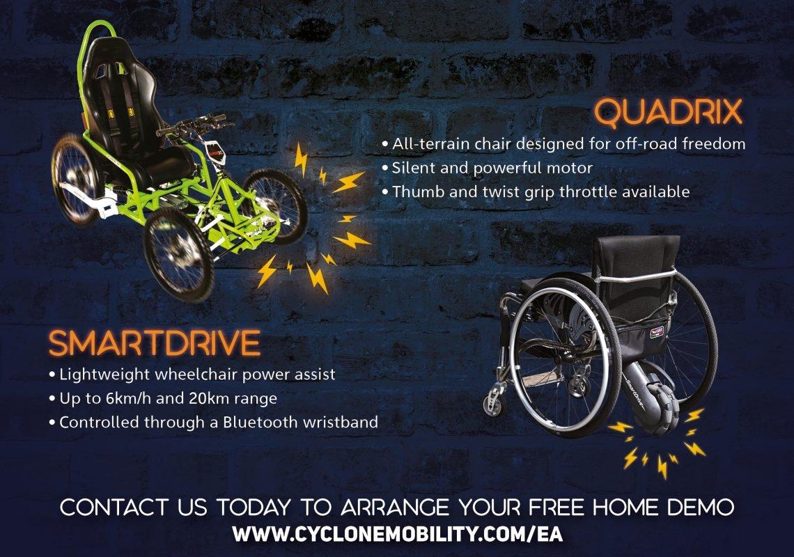 Smartdrive & Quadrix 2