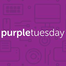Get ready for Purple Tuesday