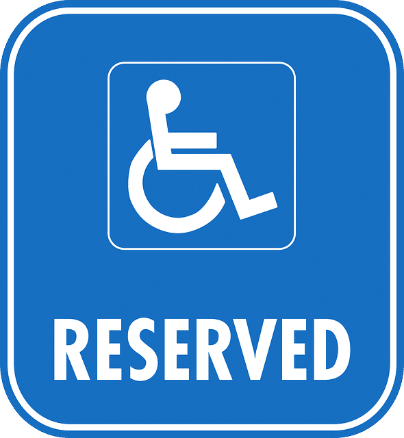 Disabled parking bays – it's time to get the law changed
