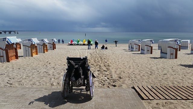Top 4 tips for holidaying in a wheelchair